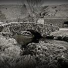 The Dark Side Of The Lake District (Watendalath) by Lou Wilson