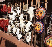 Santa Fe Market by Frank Romeo