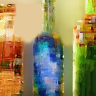 My Favorite Bottles by deborah zaragoza