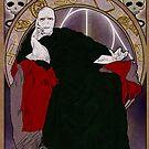 Lord Voldemort by Nana Leonti