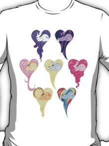 Group Heart T-Shirt