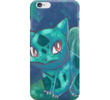 Bulbasaur. iPhone Case/Skin