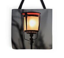Camp Lamp Tote Bag