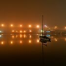 Still Waters - Blackwattle Bay by Jason Ruth