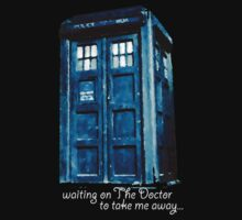 Waiting for the Doctor... by fangeek