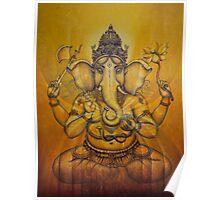 Ganesha darshan Poster