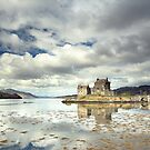 Eilean Donan Castle Reflection by Grant Glendinning