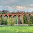 Darenth Viaduct by Kim Slater