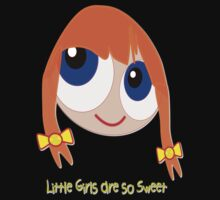 Little Girls are so Sweet T-shirt Kids Clothes