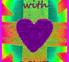 with LOVE by ©The Creative  Minds