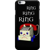 Ring Ring .. iphone case iPhone Case/Skin
