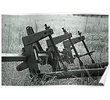 Farm Equipment Poster