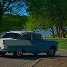 1955 Chevrolet Bel Air  by TeeMack