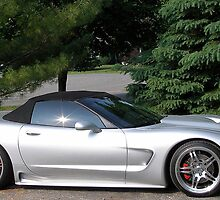 2002 C5 Chevy Corvette (Colored Version for Derek) by vette