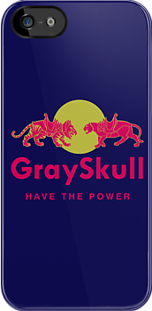 GraySkull - Have the power by karlangas