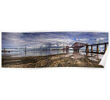 The Bridges Panorama Poster