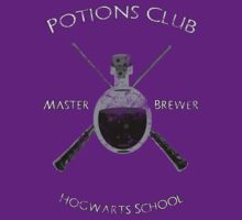 Hogwarts Potion Club by Aeravis