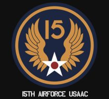 15th Airforce Emblem  by warbirdwear