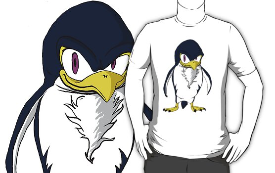Penguin by CitizenKatamari