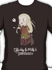 They're Taking the Hobbits to Isengard! T-Shirt
