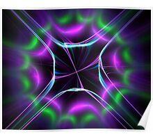 Radiant Glow Poster