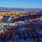 Bryce Canyon Evening by Harry Oldmeadow