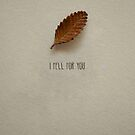 I Fell For You by raevan