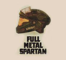 Halo: Full Metal Spartan T-Shirt