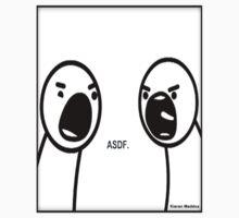 ASDF by Kieran Maddox