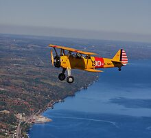 PT 17 BiPlane trainer by paulsk