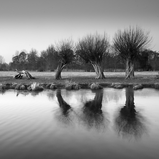 River Stour by Christopher Cullen