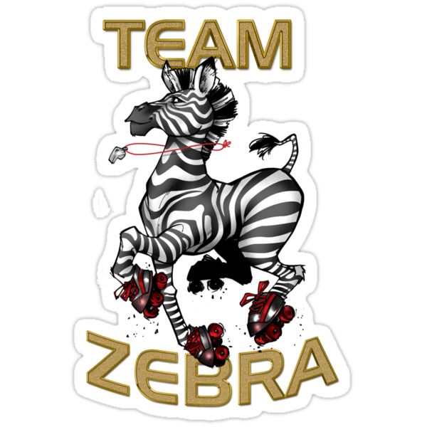 Team Zebra by Ryan Wilton