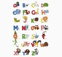 ABC (english) Kids Clothes