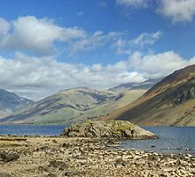 Wastwater...Screes and Fells by VoluntaryRanger
