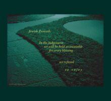 Jewish Proverb by scottdavis111