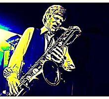 GERRY MULLIGAN IS MR COOL by Terry Collett