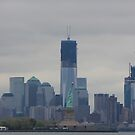 lower manhattan; 4/23/2012 by Kevin Koepke