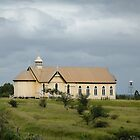 Church in Ravenswood Queensland by Tony Theobald