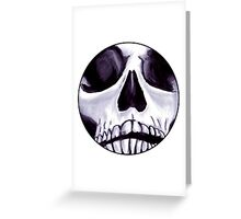 Bones IV Greeting Card