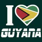 I LOVE GUYANA by mcdba
