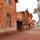 Coolgardie Main Street by Eve Parry