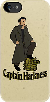 Captain Harkness by Anthony Pipitone