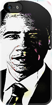 Barack Hussein Obama II by OTIS PORRITT