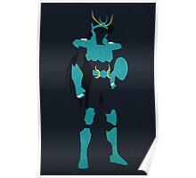 Shiryu Dragon V2 Poster