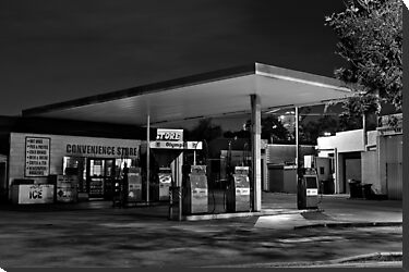 Convenience Store by sedge808
