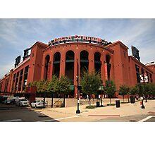 Busch Stadium - St. Louis Cardinals Photographic Print