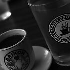 Coffee Break Cypriot Style by John Papaioannou