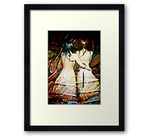 Sisters Under The Skin Framed Print