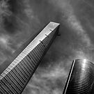 Madrid Towers by JoseFuentes