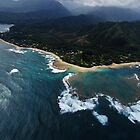 The Napali Coast - Kaua'i Haaii by MaureenS